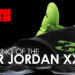 Making of the Air Jordan XX8